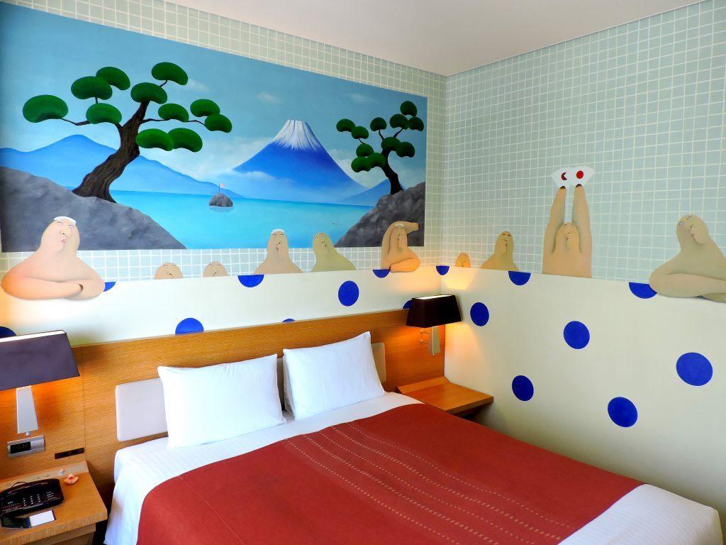Park Hotel Tokyo bath house