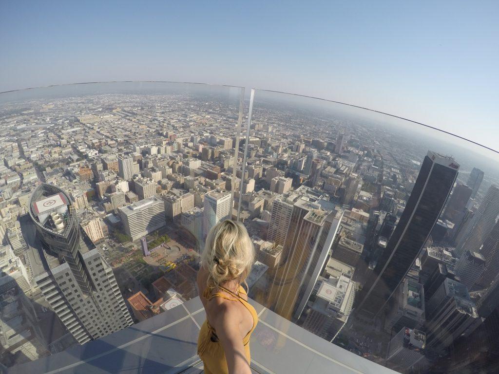 Glass Slide in LA mylifesamovie.com