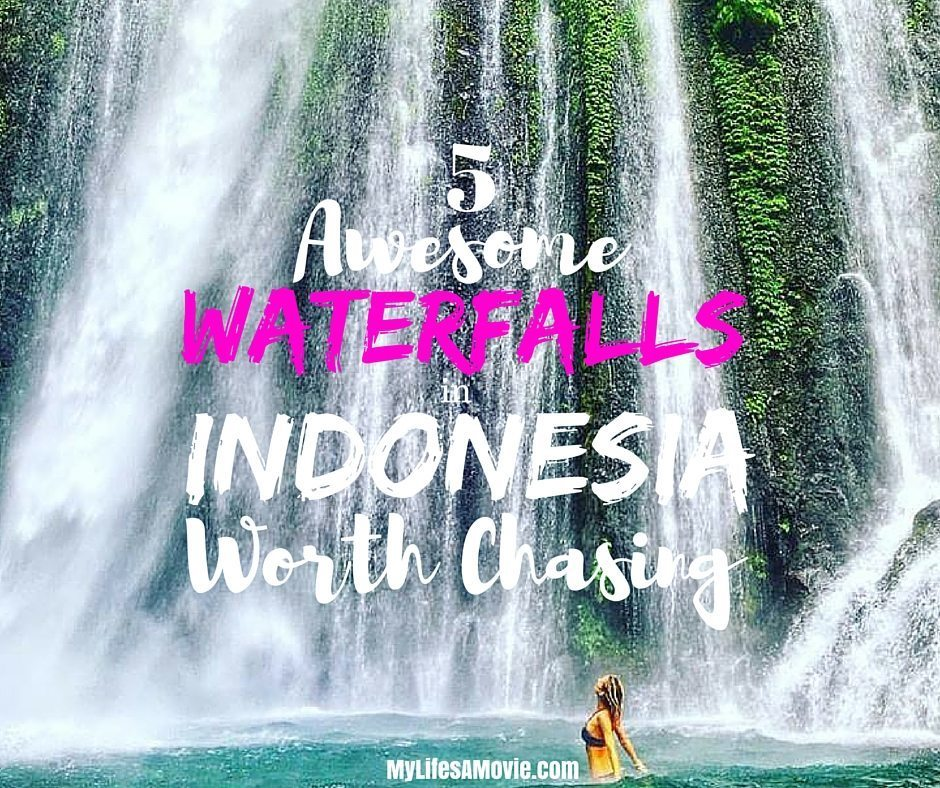 5 awesome waterfalls in indonesia mylifesamovie.com
