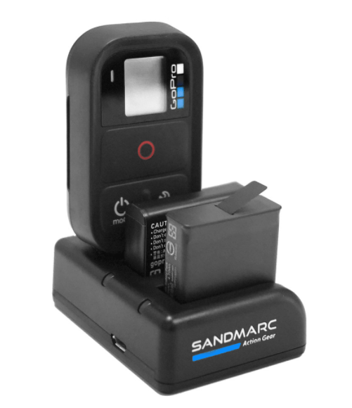GoPro Battery Charger mylifesamovie.com