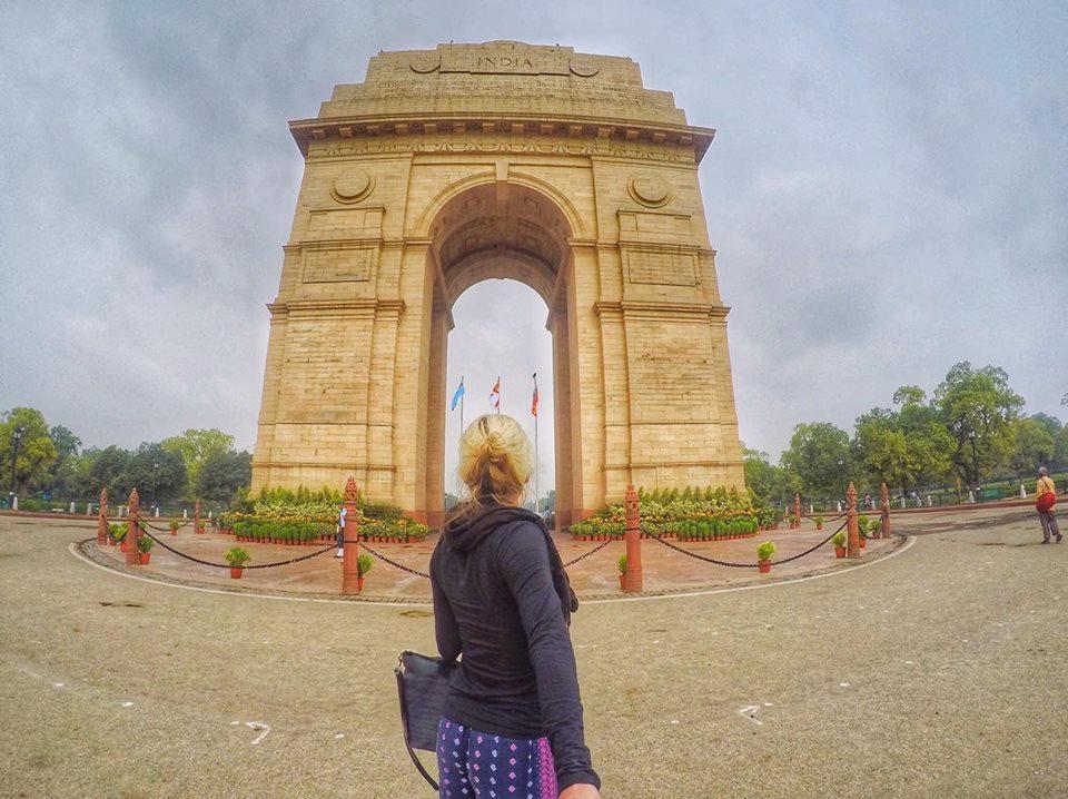 India Gate New Delhi Travel Tips mylifesamovie.com