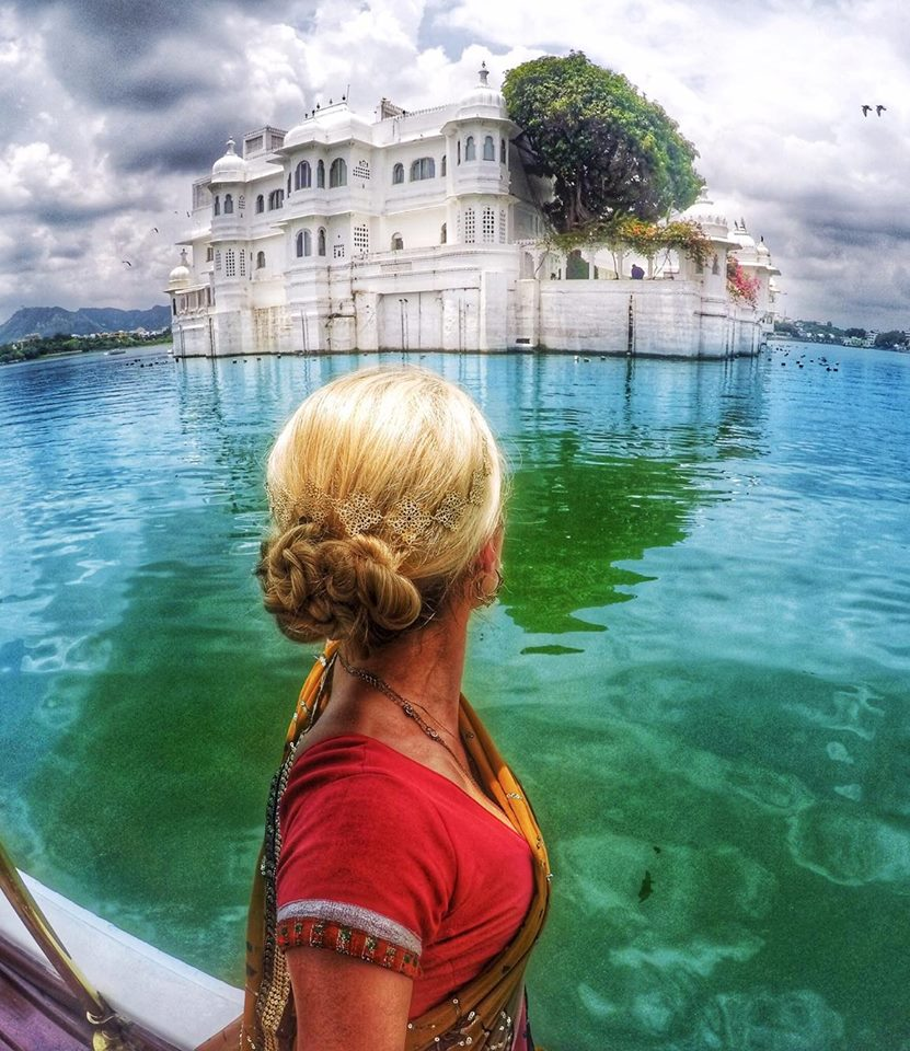 Taj Lake Palace Udaipur Rajasthan India mylifesamovie.com