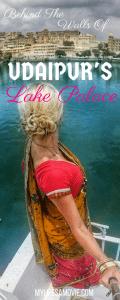 Udaipur's Lake Palace pinterest 3 mylifesamovie.com