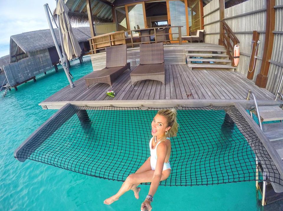Shangri La Maldives Beach Villa
