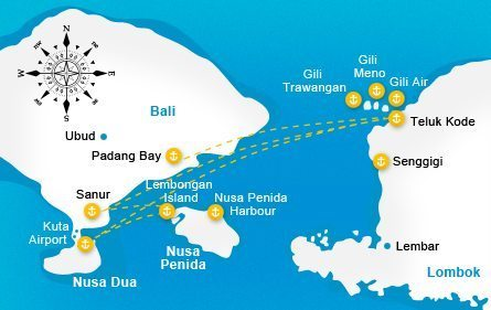Ferry routes from Bali to Lombok mylifesamovie.com