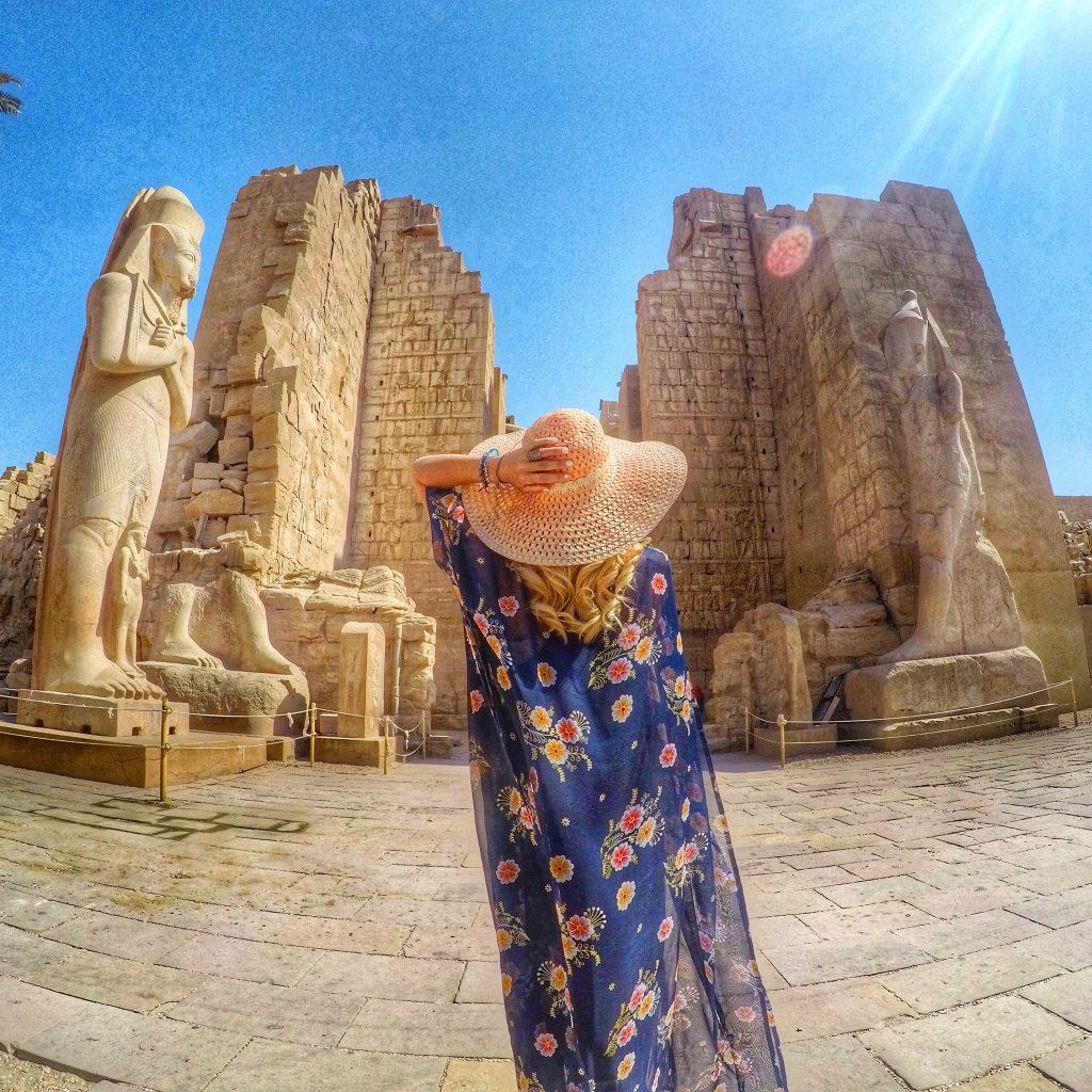 Karnak Temple Luxor Egypt Mylifesamovie.com Alyssa Ramos