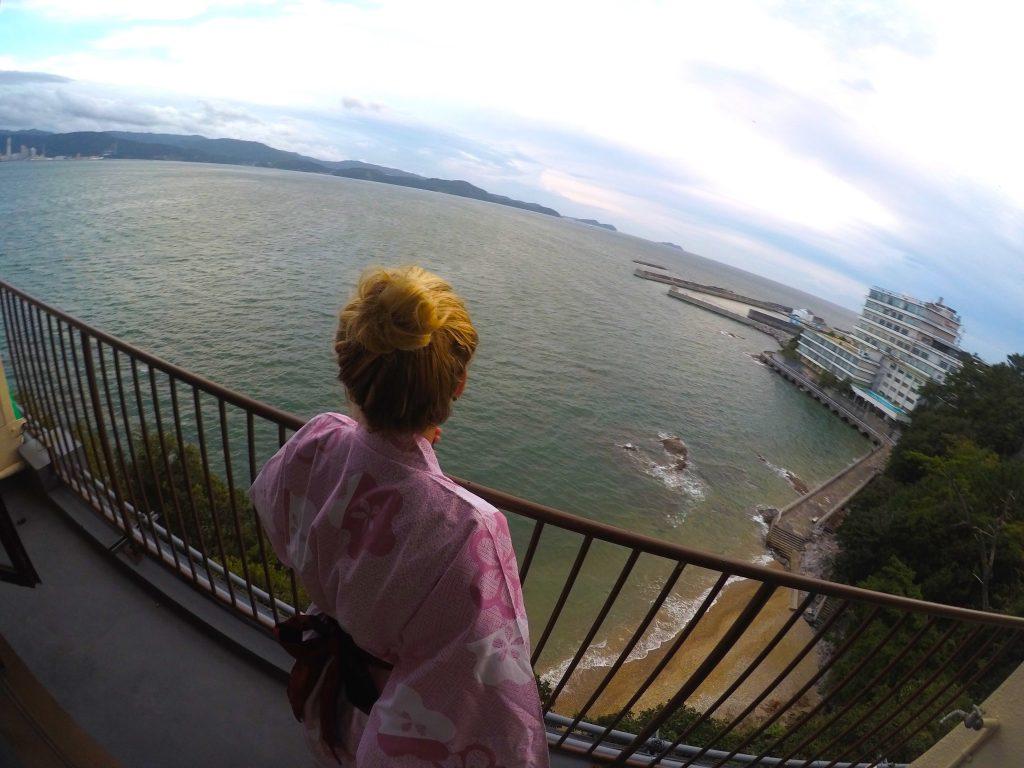 Marina City Onsen wakayama mylifesamovie.com