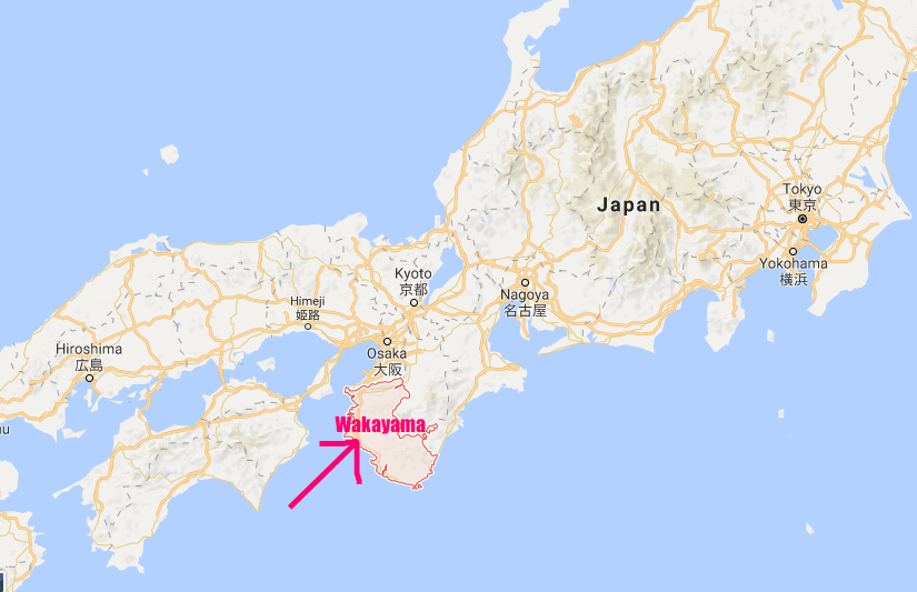 wakayama-map mylifesamovie.com