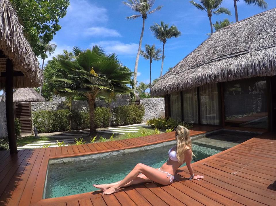 Rangiroa French Polynesia Hotel Kia Ora my