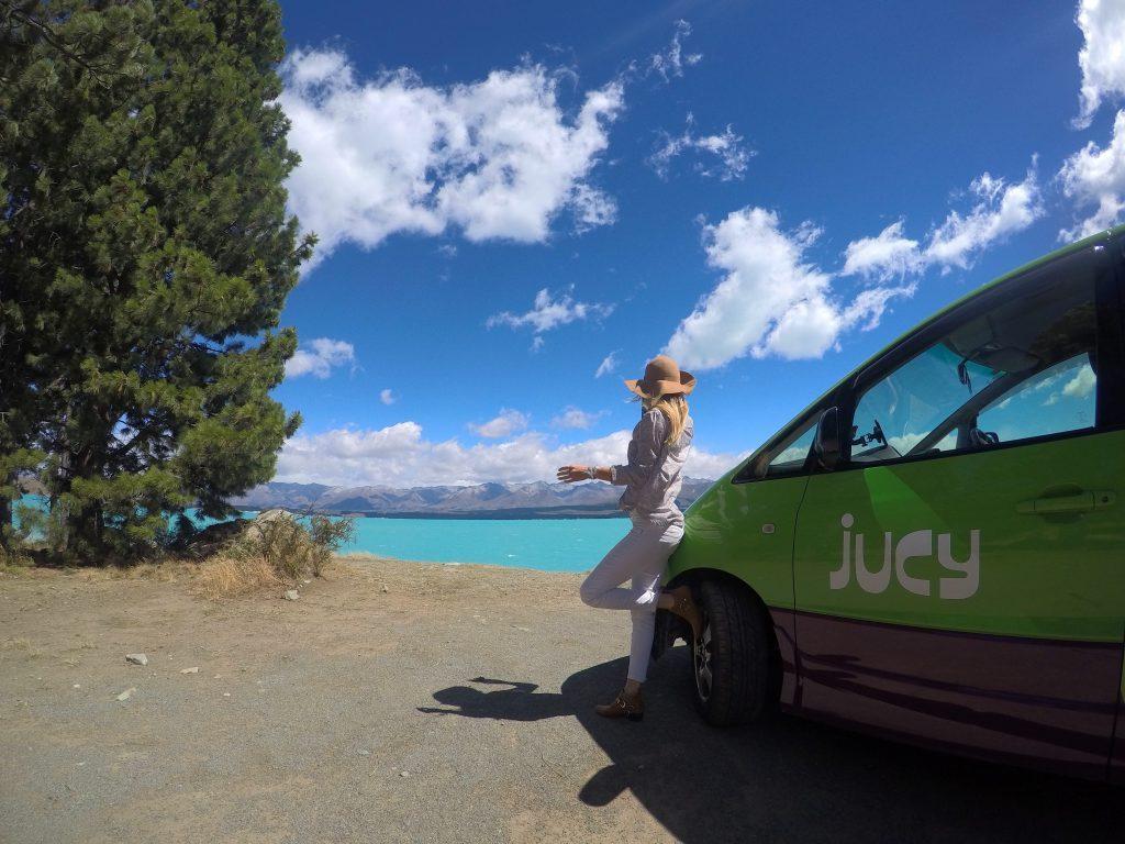 Jucy New Zealand Roadtrip