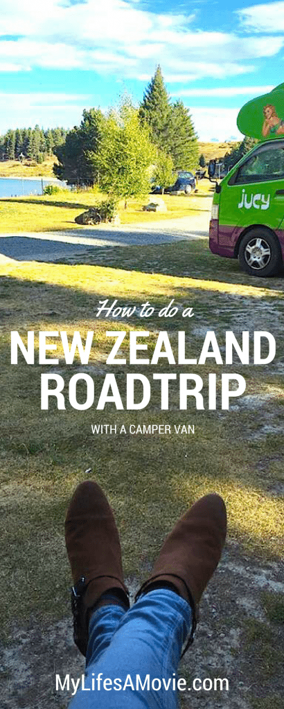How to do a New Zealand roadtrip with a camper van mylifesamovie.com