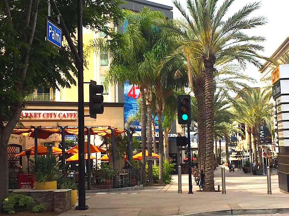 Downtown Burbank AMC mylifesamovie.com