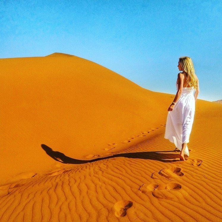 Namib Desert Namibia mylifesamovie.com
