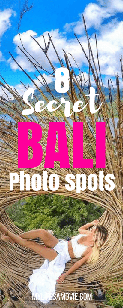 Everyone takes the same photos in Bali...but here are 8 NEW secret photo spots in northern Bali that are lesser-known, and way more incredible! Gorgeous waterfalls, cliff side nests, and even a TREEHOUSE Airbnb!