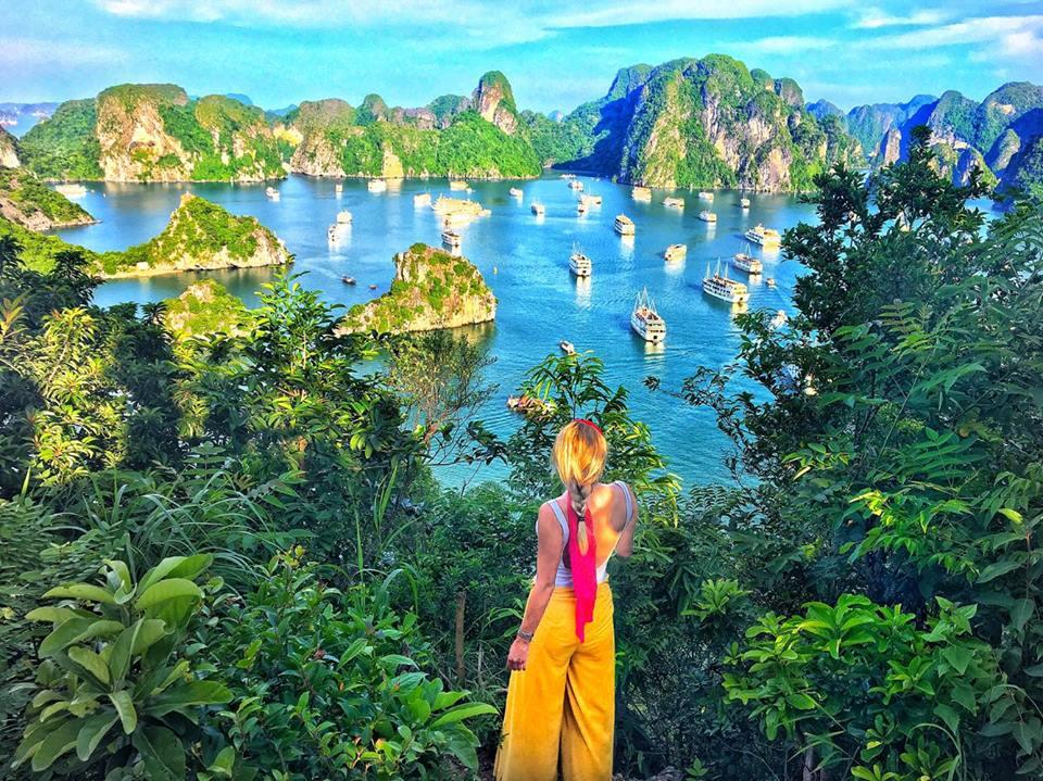 Halong Bay Vietnam TripAdvisor mylifesamovie.com