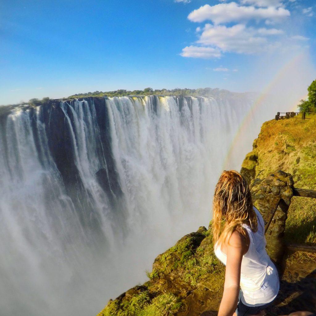 Victoria Falls Livingstone Zambia mylifesamovie.com