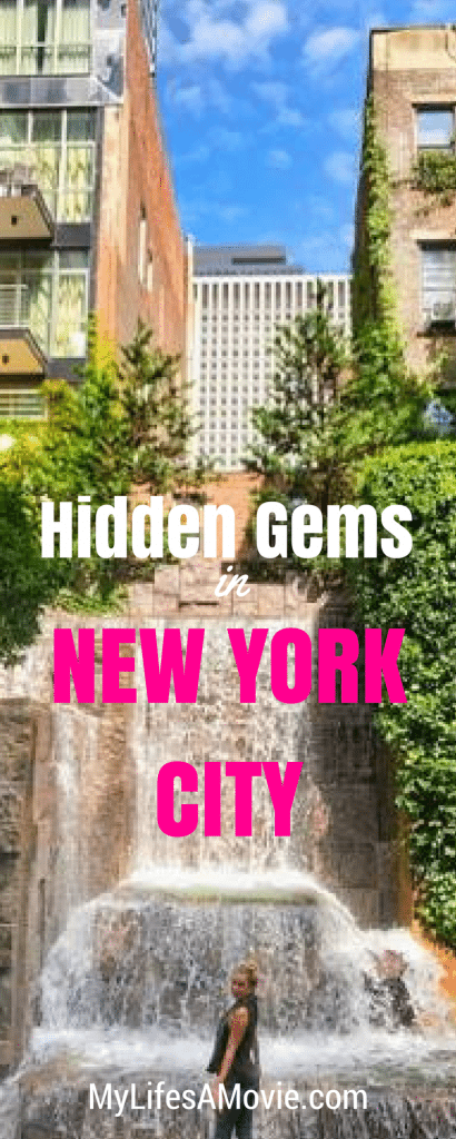 There are SO MANY places in New York City that it seems impossible to get to them all! So instead of attempting it, I held a group chat on Skype and got the digs on all the local spots and hidden gems, including a waterfall! Check them out!