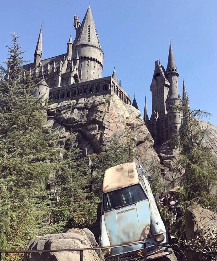 Hogwarts Harry Potter World mylilfesamovie.cm
