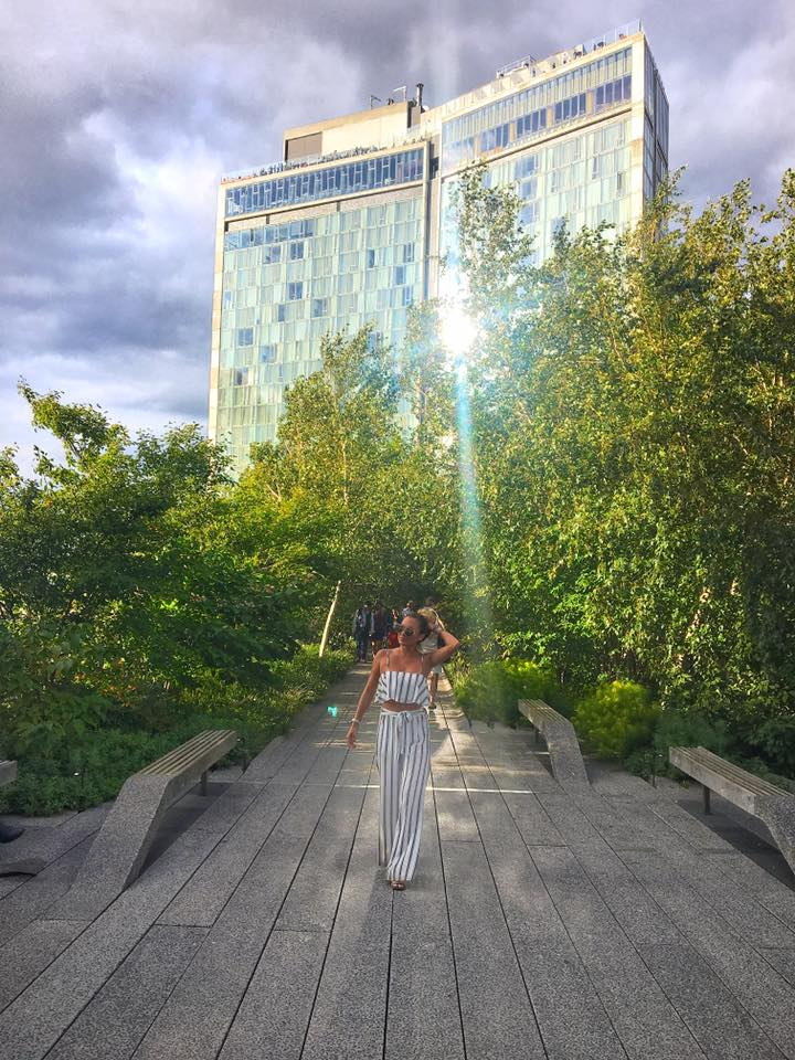 Skype NYC High Line mylifesamovie.com