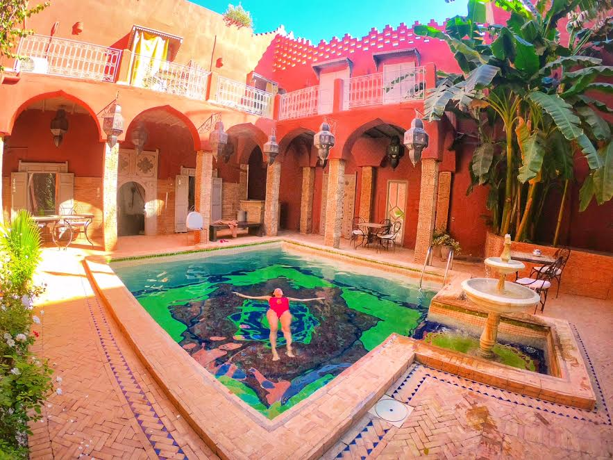 6 gorgeous morocco airbnb riads my life 39 s a movie