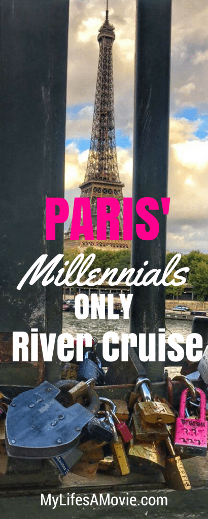 Paris has its first ever Millennials-Only river cruise for adventurers ages 21-45! It's packed with exciting excursions and itineraries, plus has a fresh new look! Check it out!