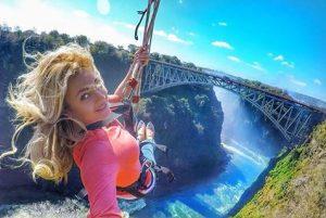 Alyssa Ramos Victoria Falls Zambia mylifesamovie.com