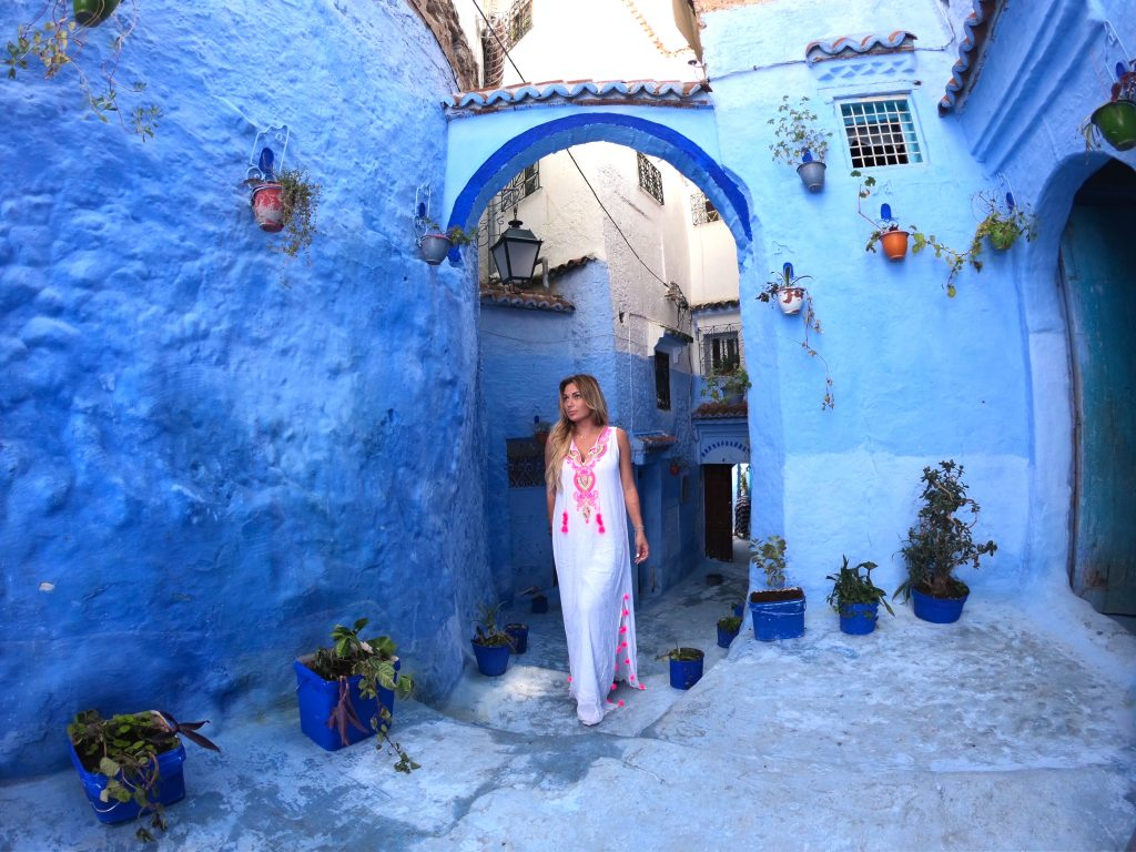 Blue Shades How To Get To Chefchaouen The Blue City Of Morocco My