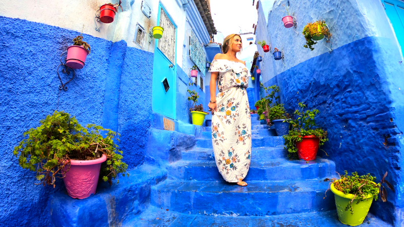 How to Get to Chefchaouen: The Blue City of Morocco