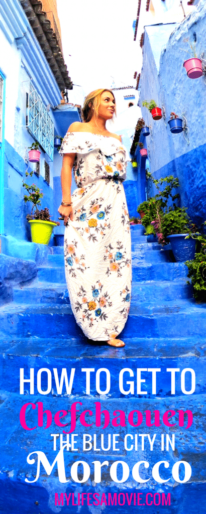Wondering how to get to Chefchaouen, the Blue City in Morocco? Here's everything you need to know, from background info and safety tips, to how and where to book bus tickets!