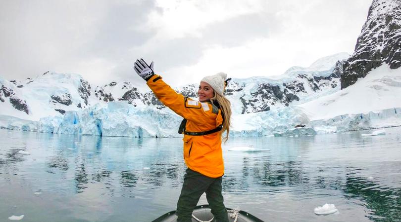 Antártica do 7º continente