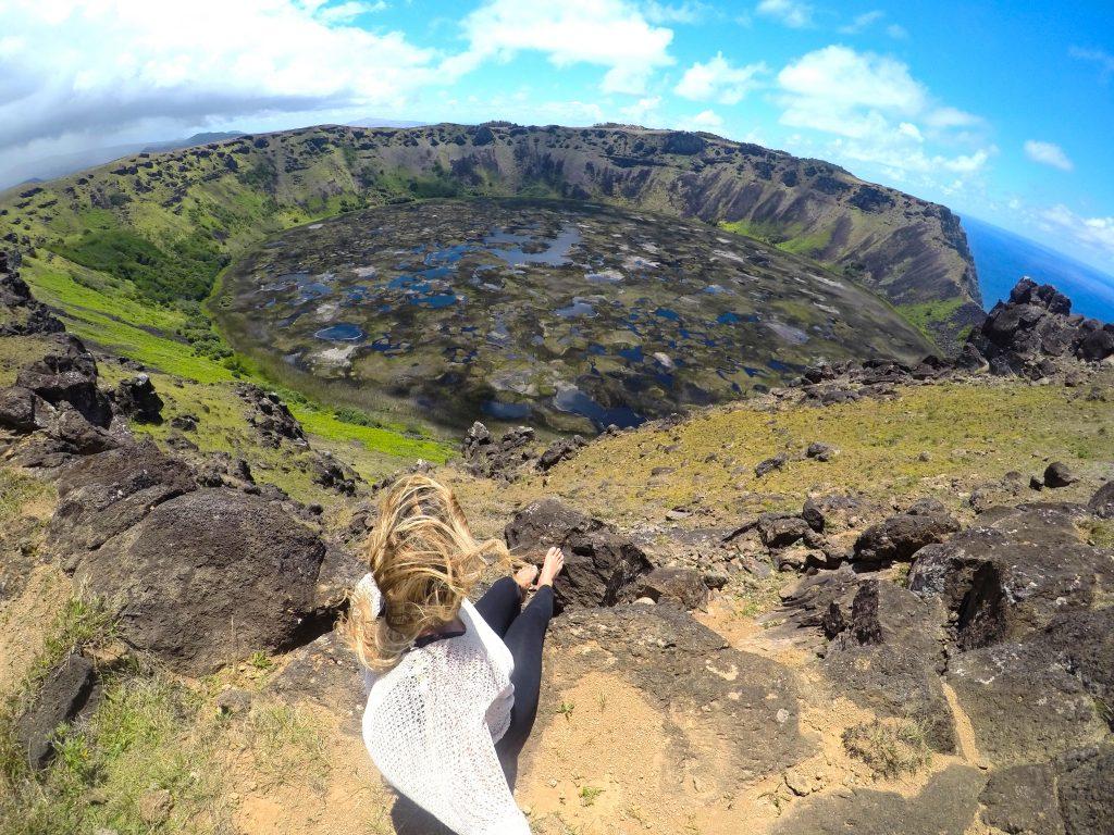 Orongo crater easter island mylifesamovie.com