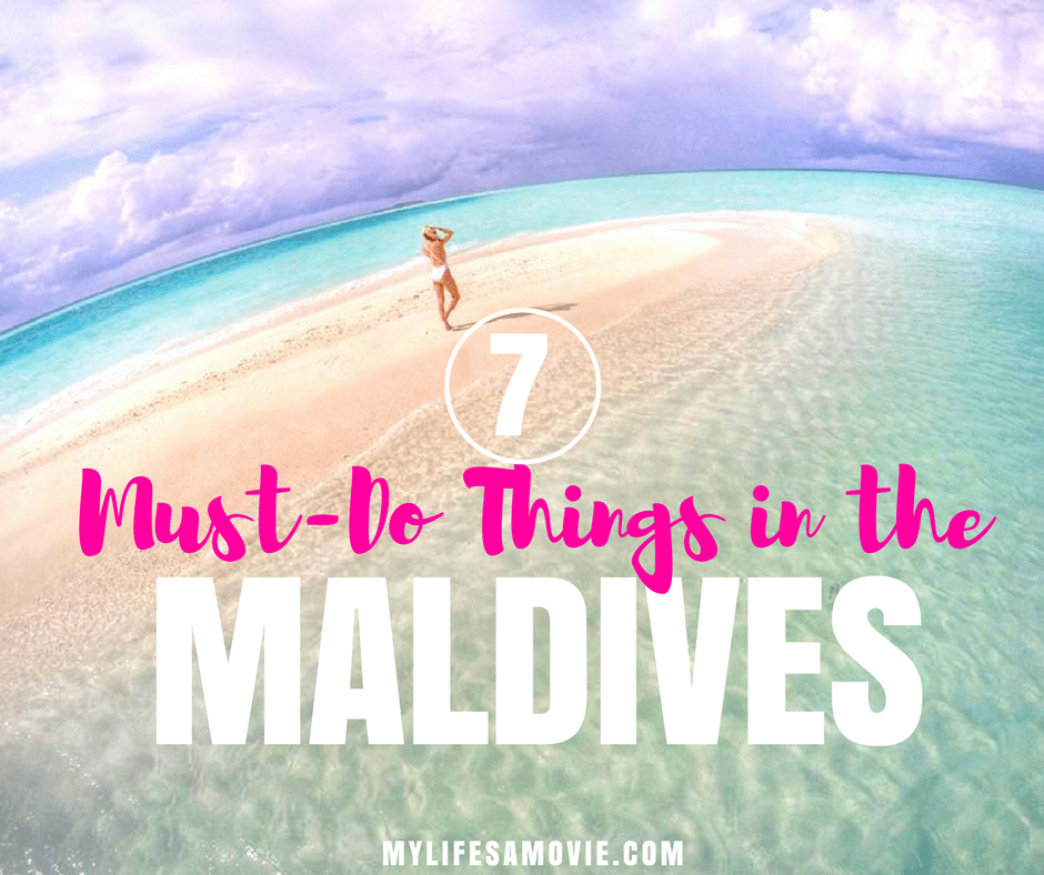 Maldives things to do