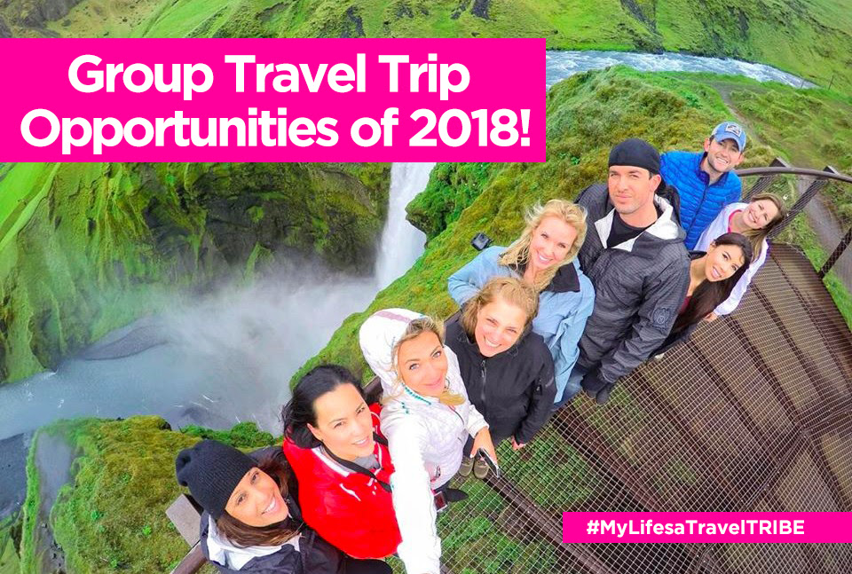 Group Trip Opportunities in 2018