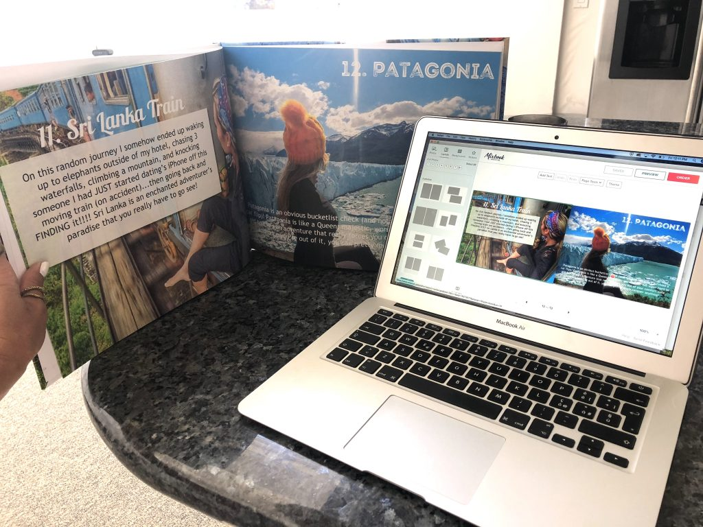 turn photos into book mixbook