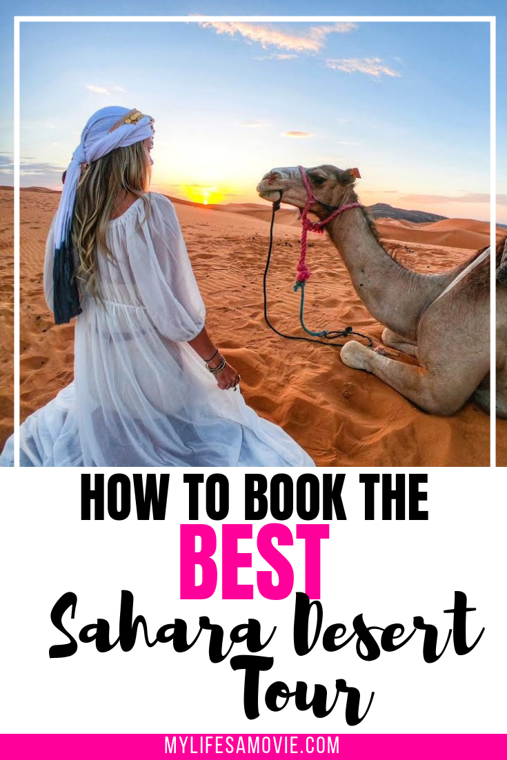 How to Book the Best Sahara Desert Tour