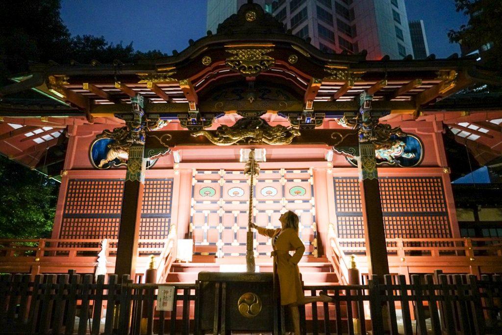 Tokyo Nightlife mylifesamovie.com Alyssa Ramos