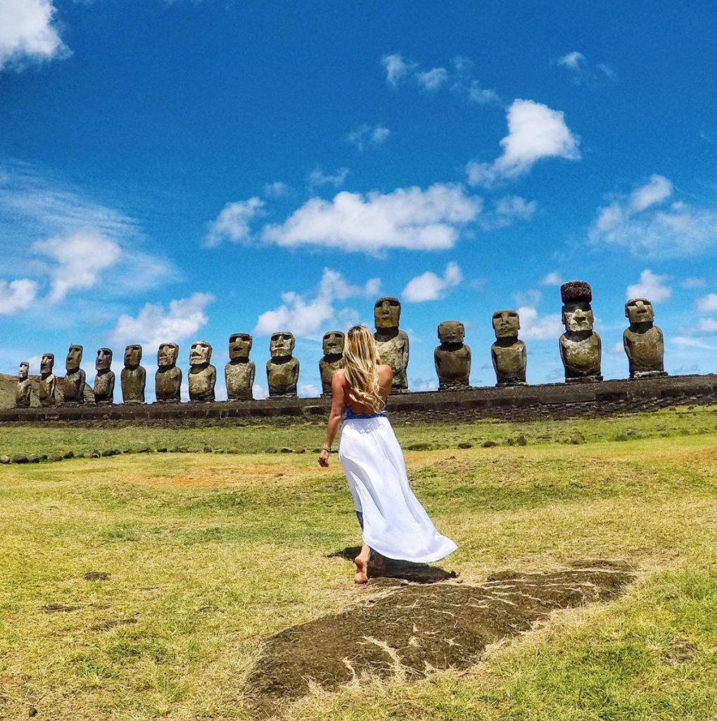 Easter Island is one of the Top Solo Travel Destinations in 2019