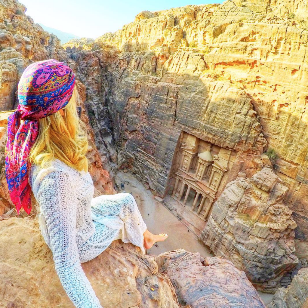 Petra is one of the Top Solo Travel Destinations in 2019