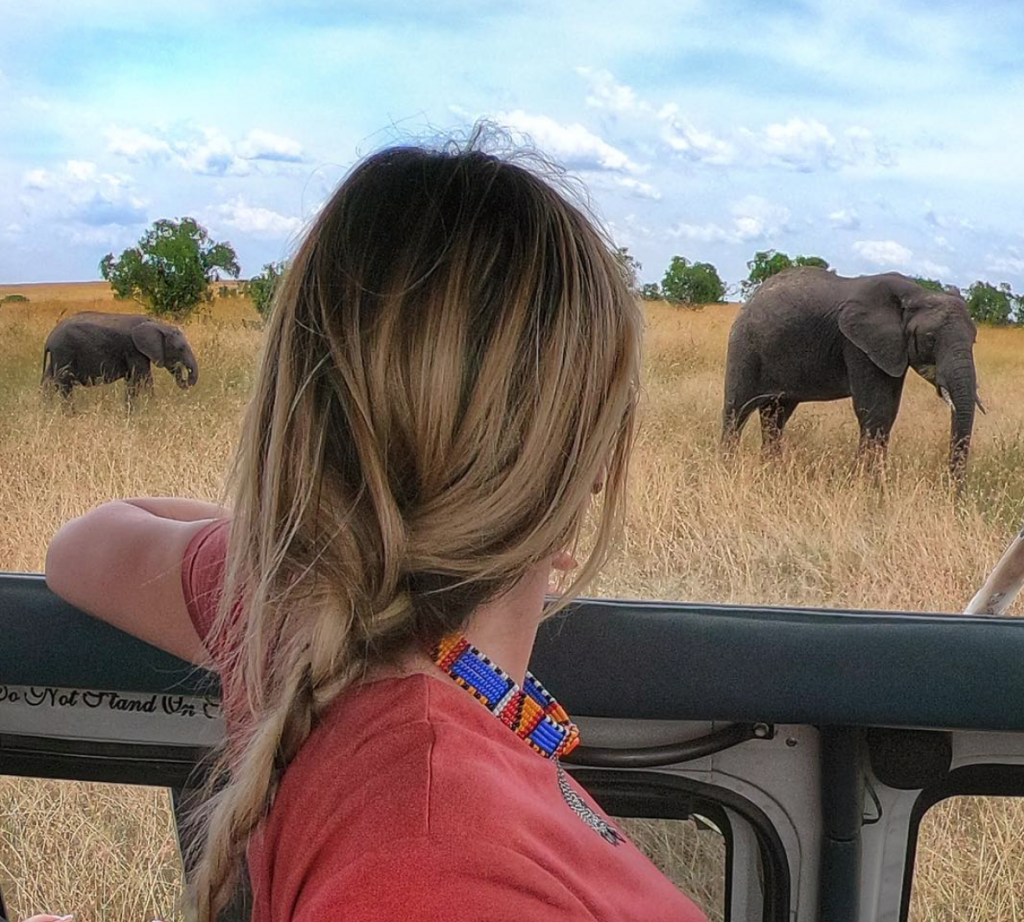 Top Solo Travel Destinations in 2019 include a Safari in Kenya