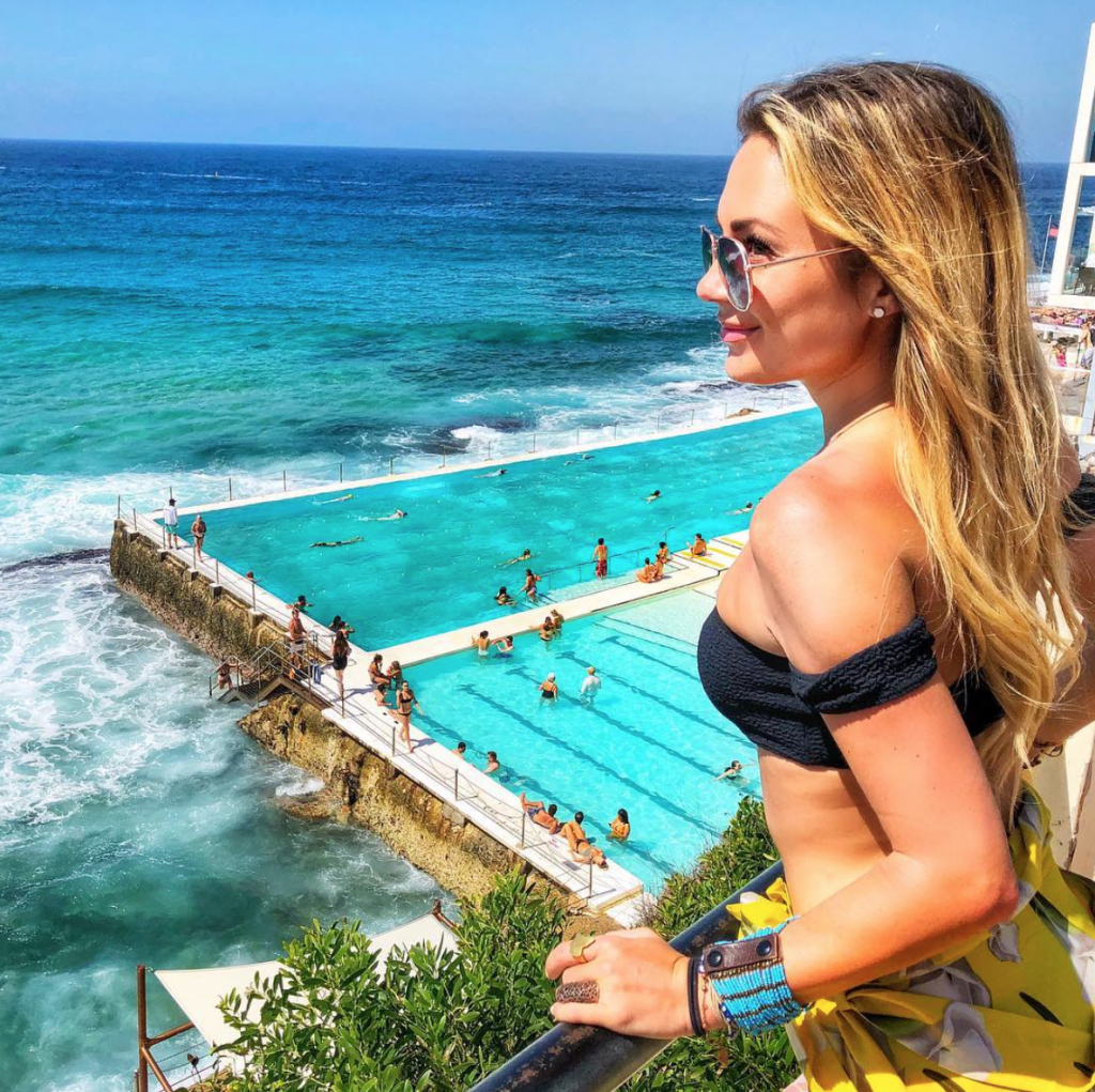 Bondi Beach is one of the Top Solo Travel Destinations in 2019