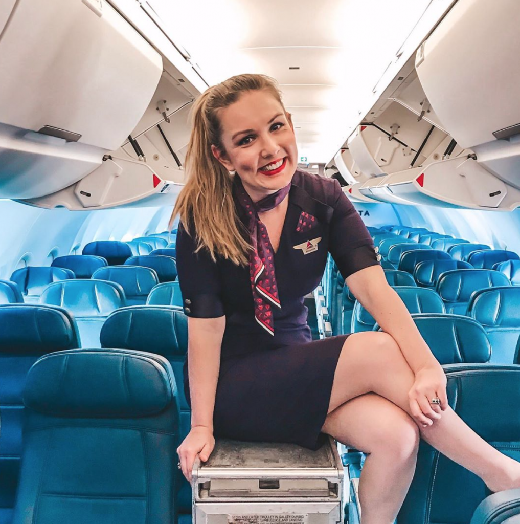 Making money and traveling go hand in hand when you are a flight attendant.