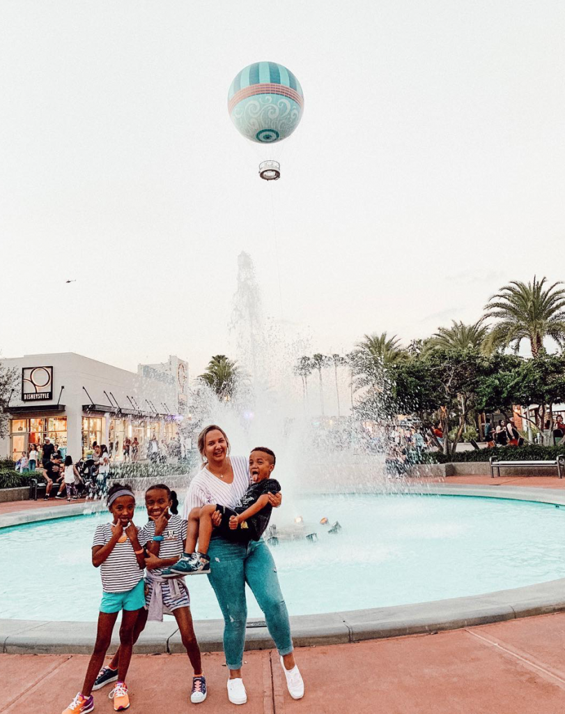 Being an au pair is a job you can do while traveling.