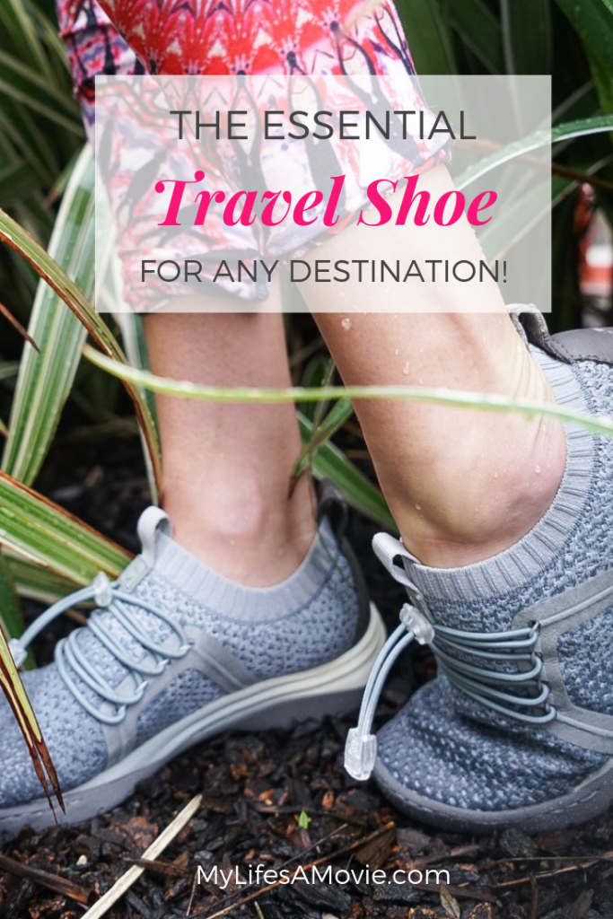 These essential travel shoes are perfect for any destination! They're water resistant, lightweight, easy to put on, and extremely flexible! Plus there's tons of other styles of travel shoes!