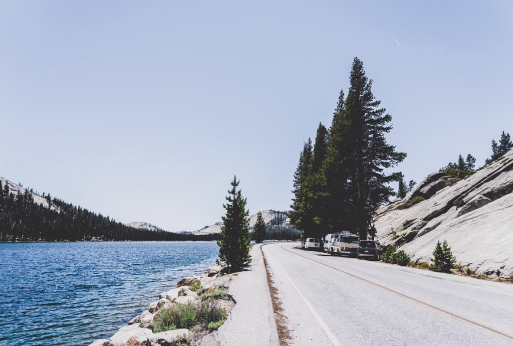 A road trip on California's Route 395 is a gateway to amazing destinations like Yosemite National Park.