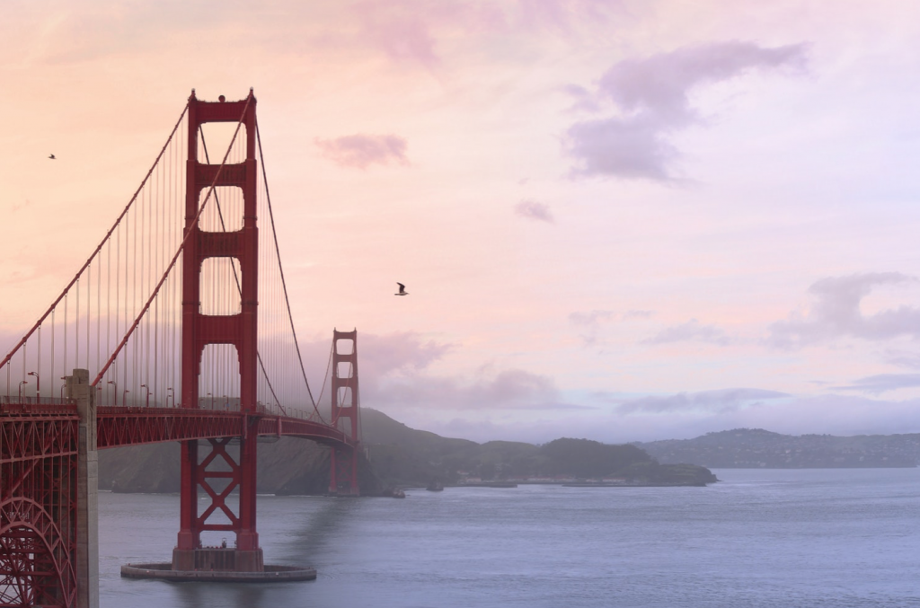 San Francisco is the last stop on the East Coast to West Coast road trip.