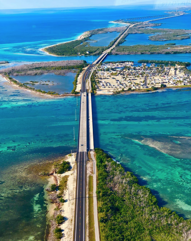 A road trip on the Overseas Highway is not to be missed!