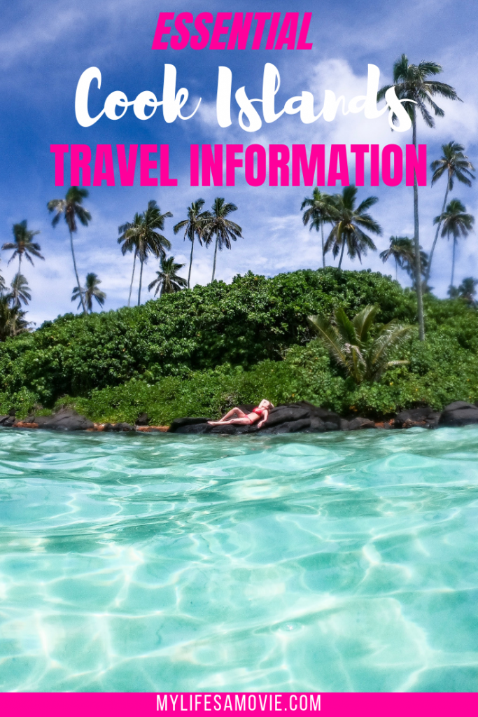 All the travel information you need for the Cook Islands! From how to get there and get around, to the best things to see and do in Rarotonga!