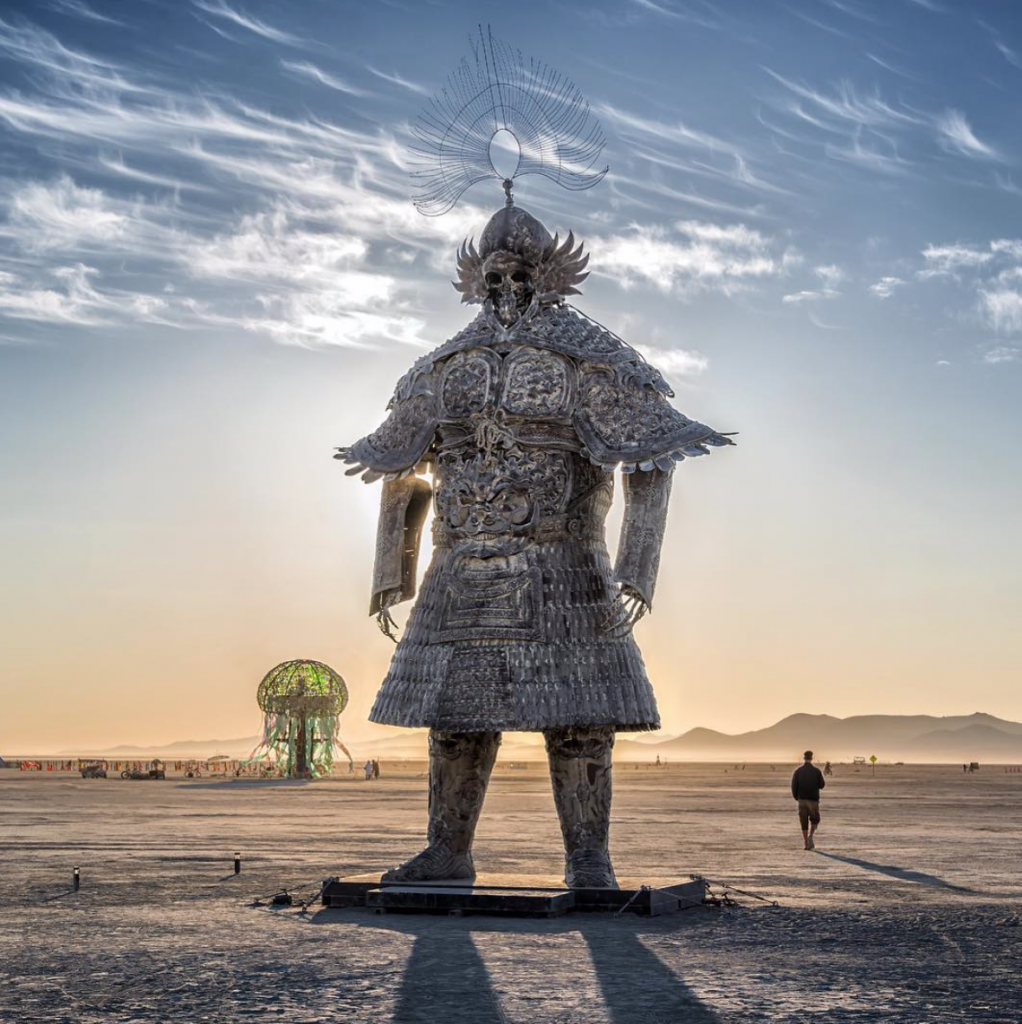 Burning Man is one of America's greatest Music Festivals