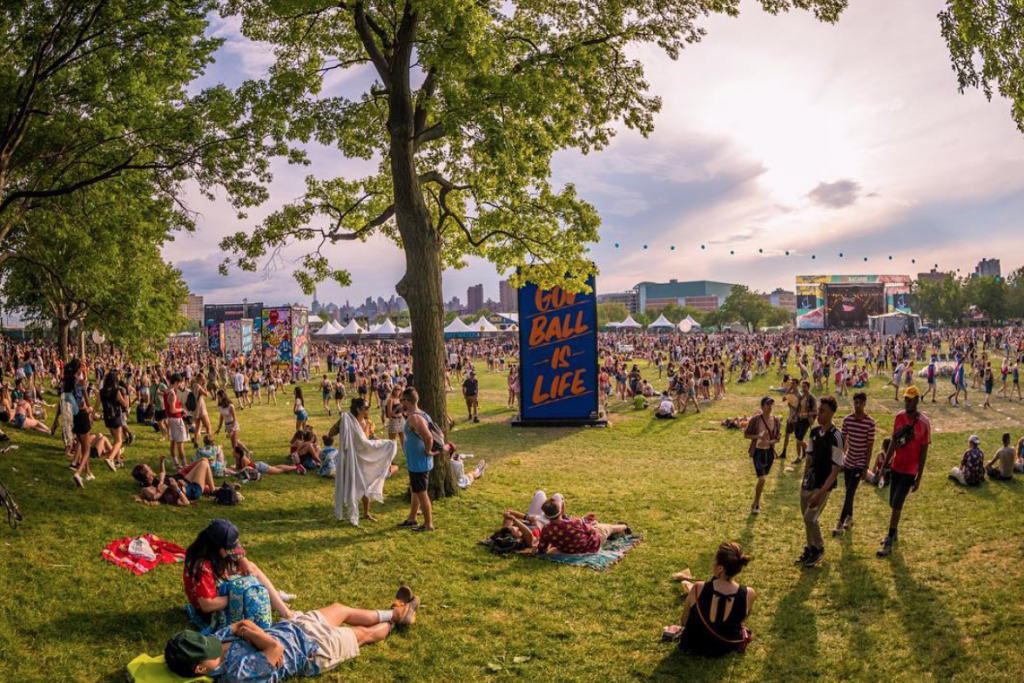 The Governors Ball is one of America's greatest music festivals