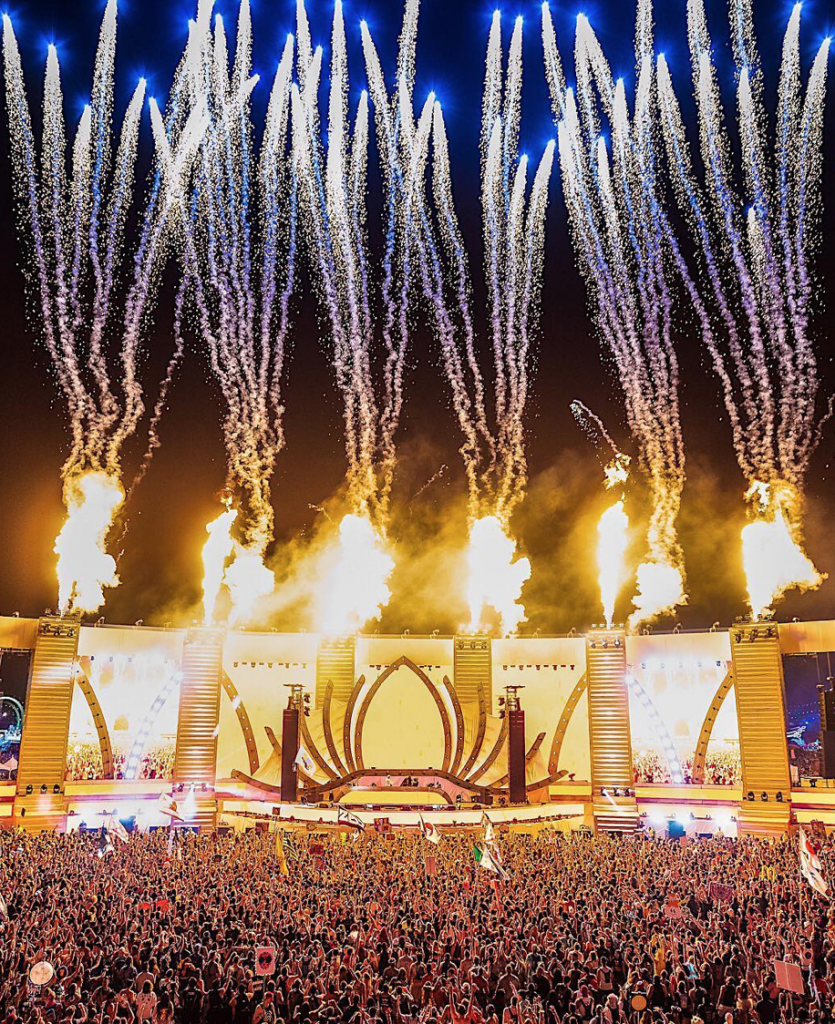 The Electric Daisy Carnival is one of America's greatest music festivals